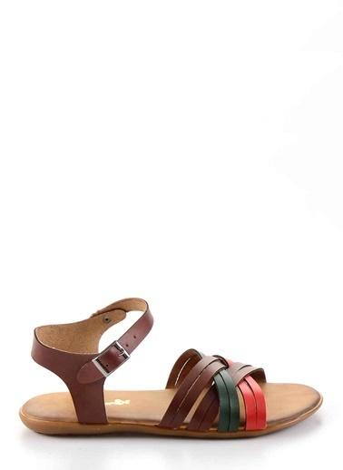 Bambi Sandalet Renkli